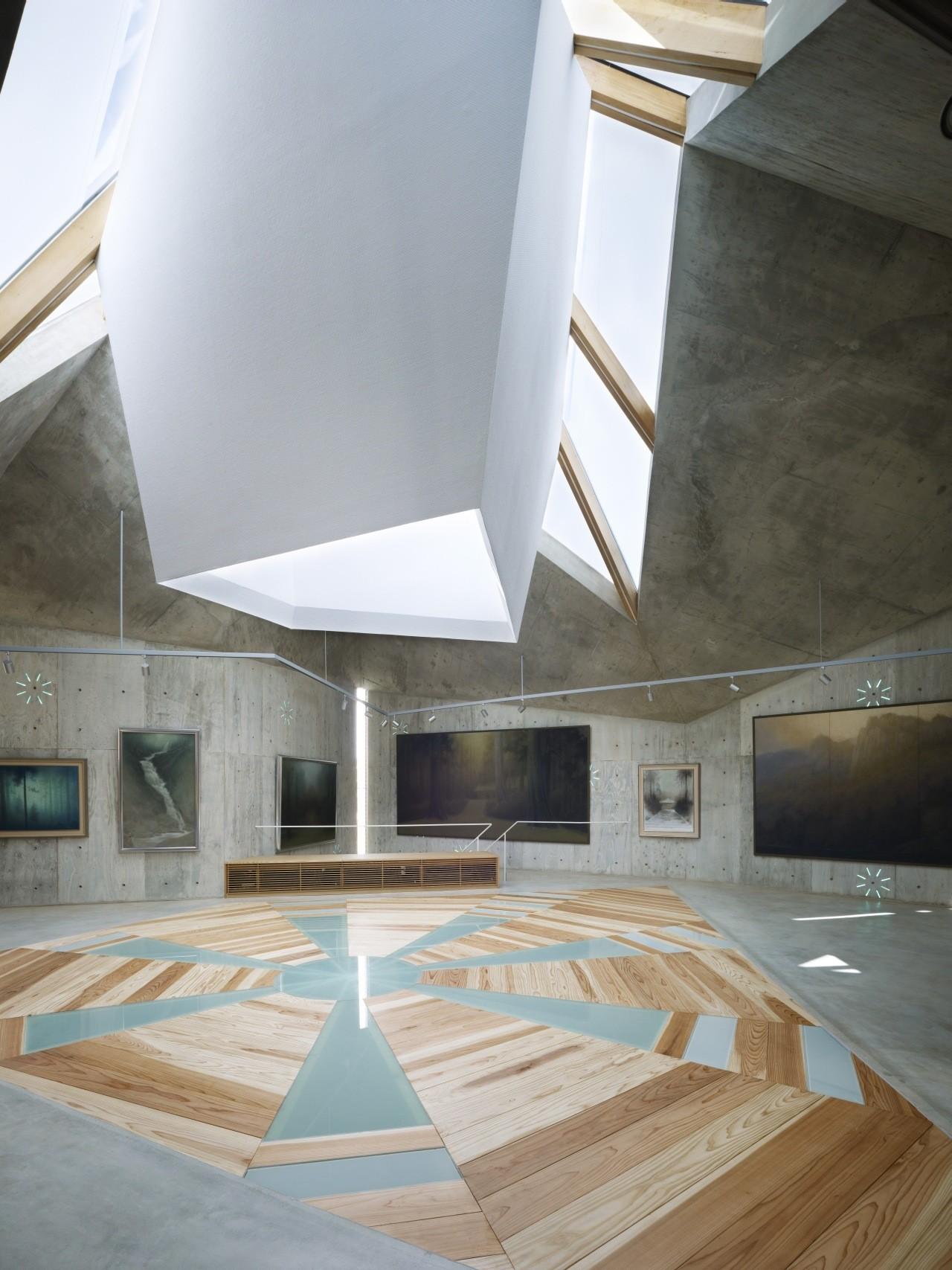 Art Museum Architecture Design