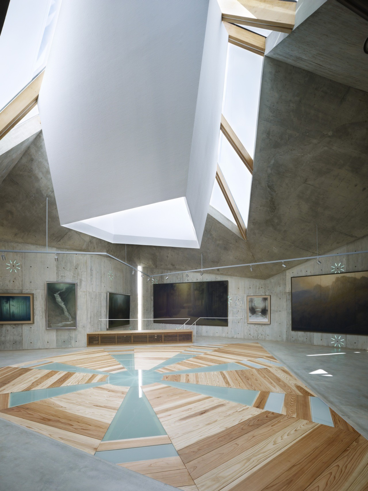 Mecenat Art Museum Naf Architect & Design - 9
