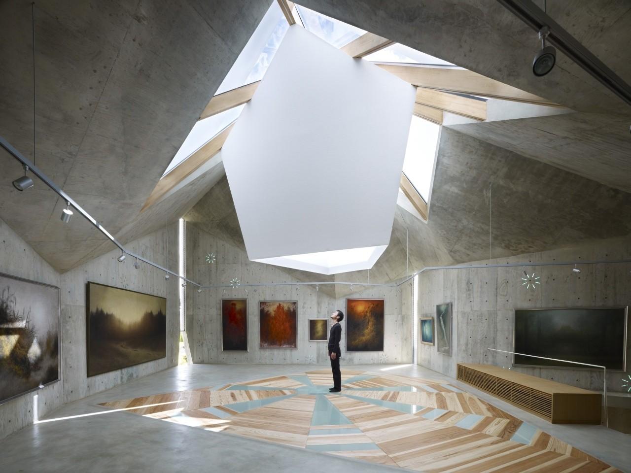 Gallery of Mecenat Art Museum  Naf Architect  Design  12