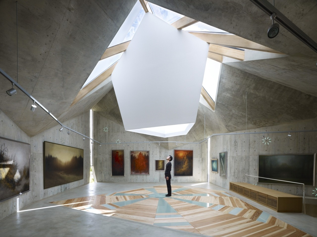 Mecenat Art Museum Naf Architect & Design - 12