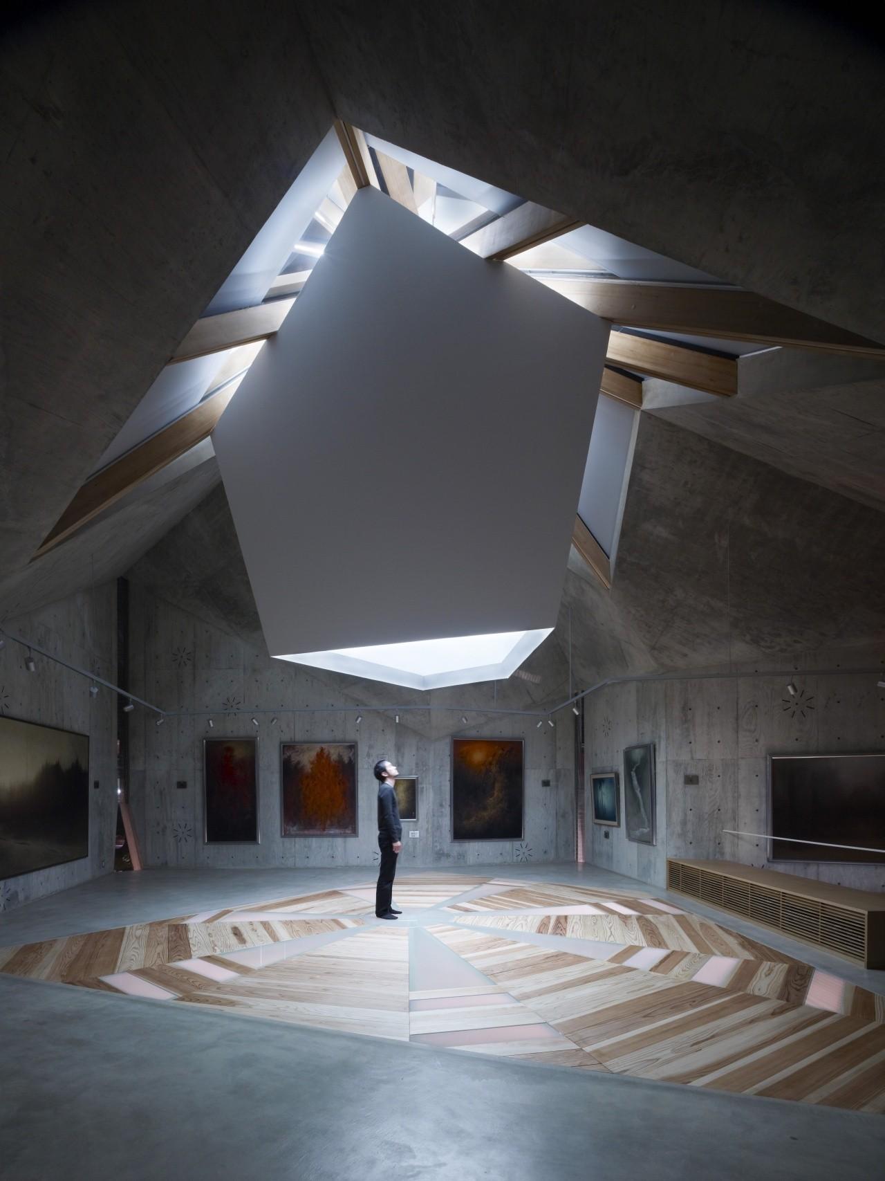 Mecenat Art Museum Naf Architect & Design - 34