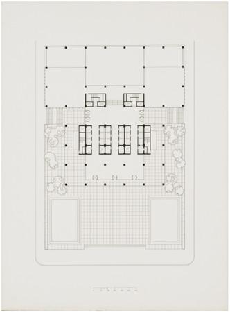 Gallery of AD Classics Seagram Building  Mies van der Rohe  19