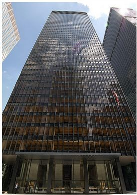 Gallery Of Ad Classics Seagram Building Mies Van Der