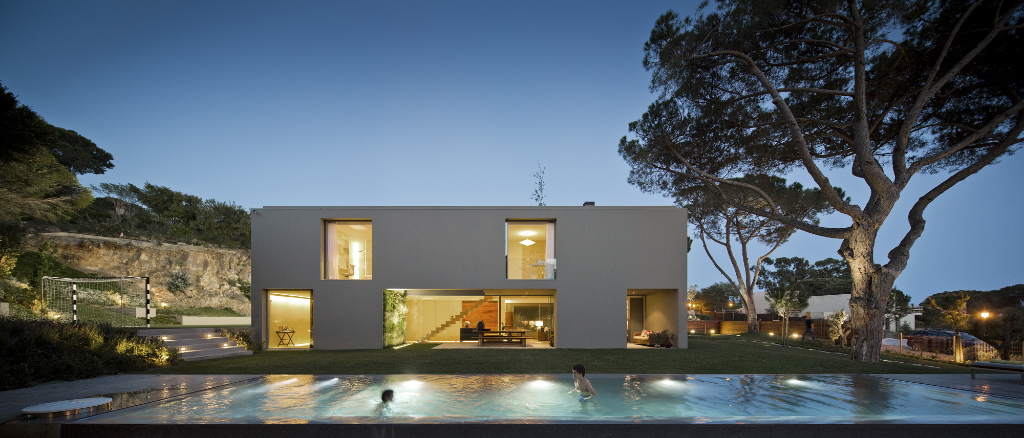House in Quinta Patino  Frederico Valsassina Arquitectos  ArchDaily