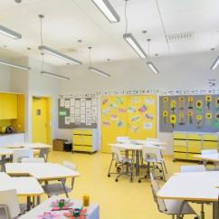 Chair Design Architects Camel Leather Niemenranta Elementary School Alt