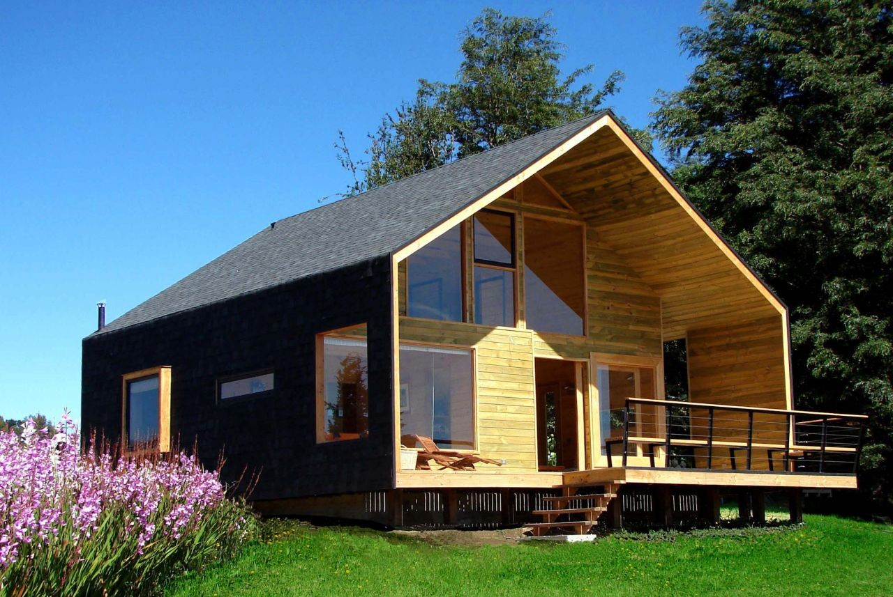 Simple Shed Roof House Plans
