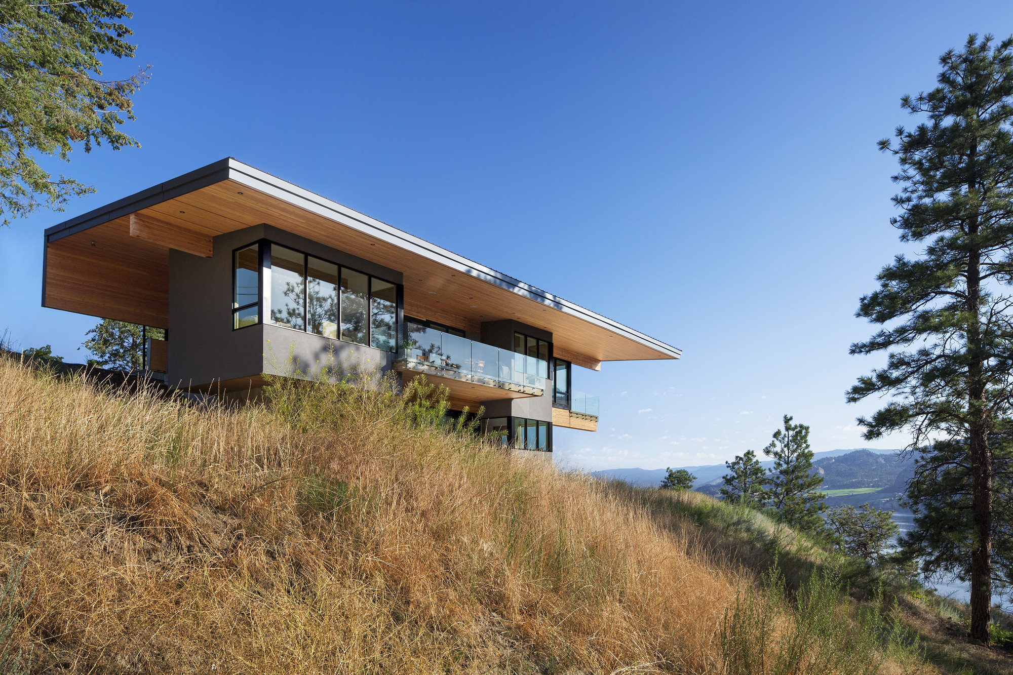 Lefebvre-smyth Residence Cei Architecture Archdaily
