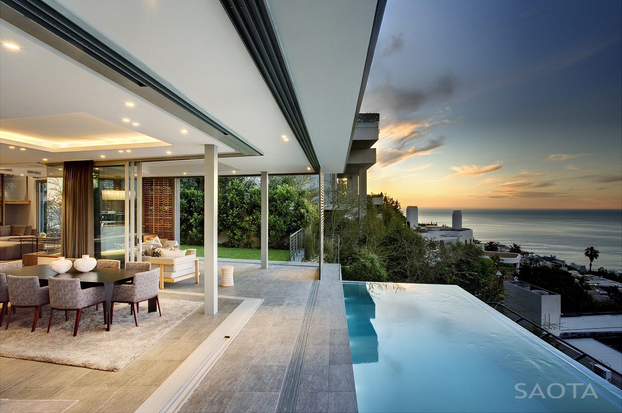 Luxury Cape Town South Africa Views