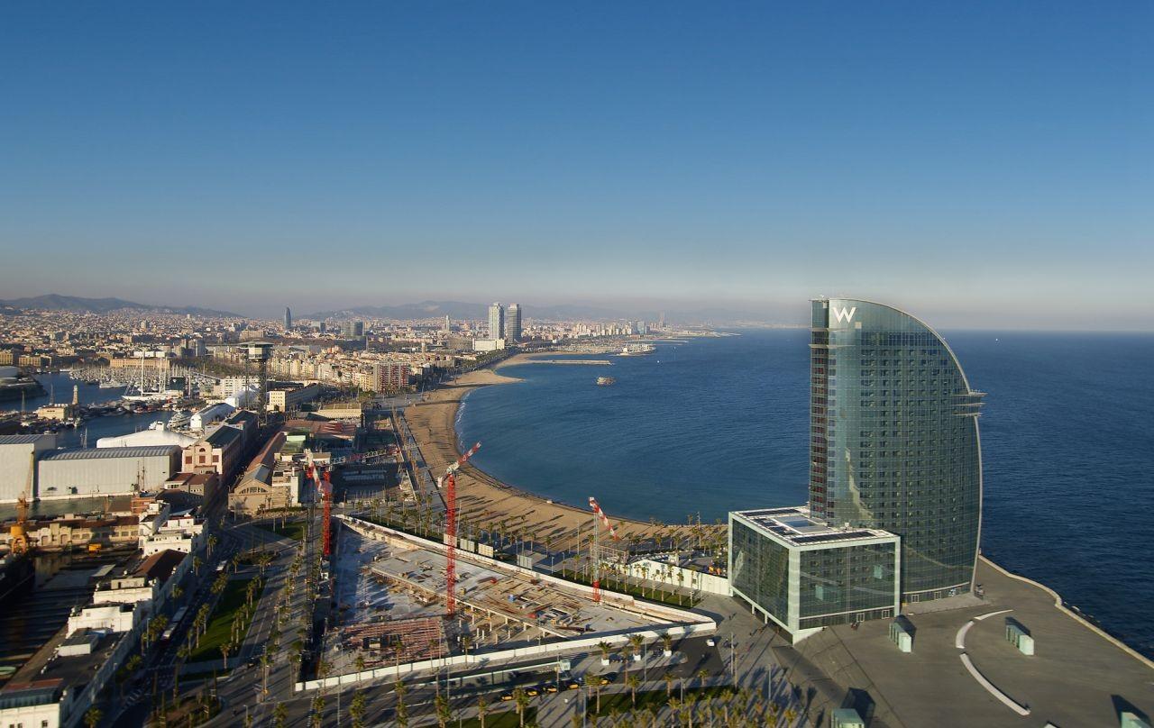 Barcelona Hotel Ricardo Bofill - 19