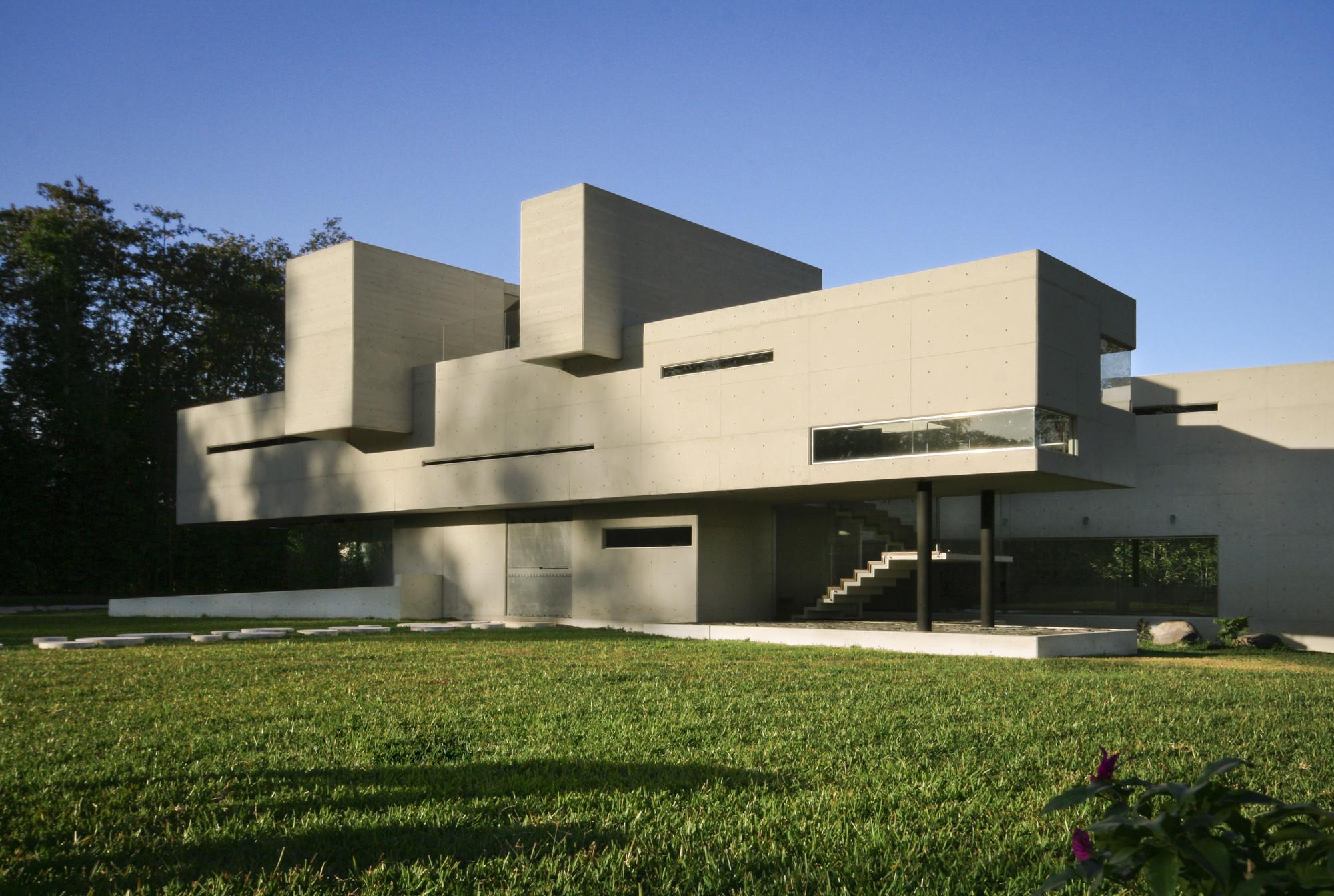 Casa Briones Rp Arquitectos Archdaily Xico