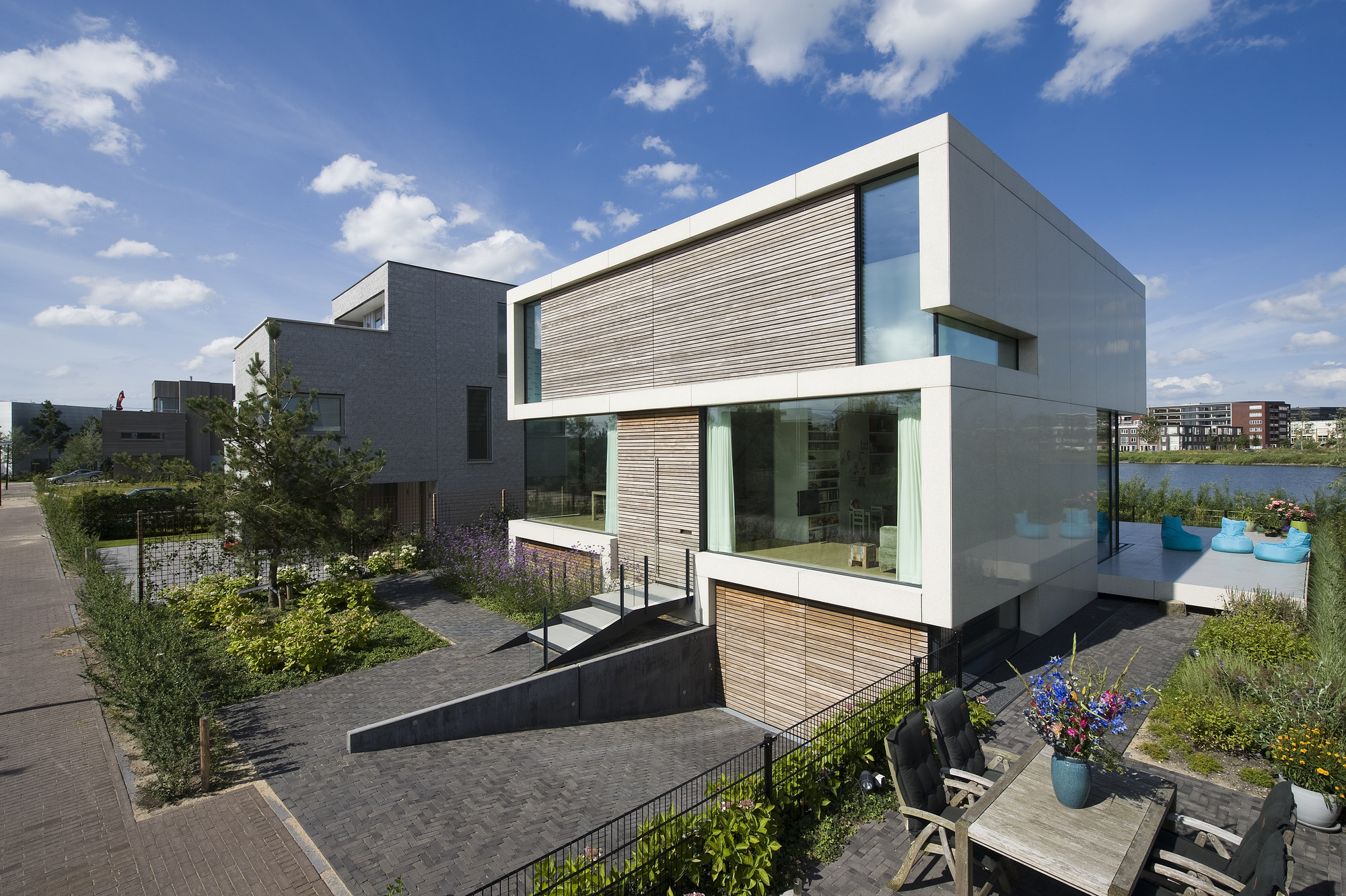 Villa S2 Marc Architects Archdaily