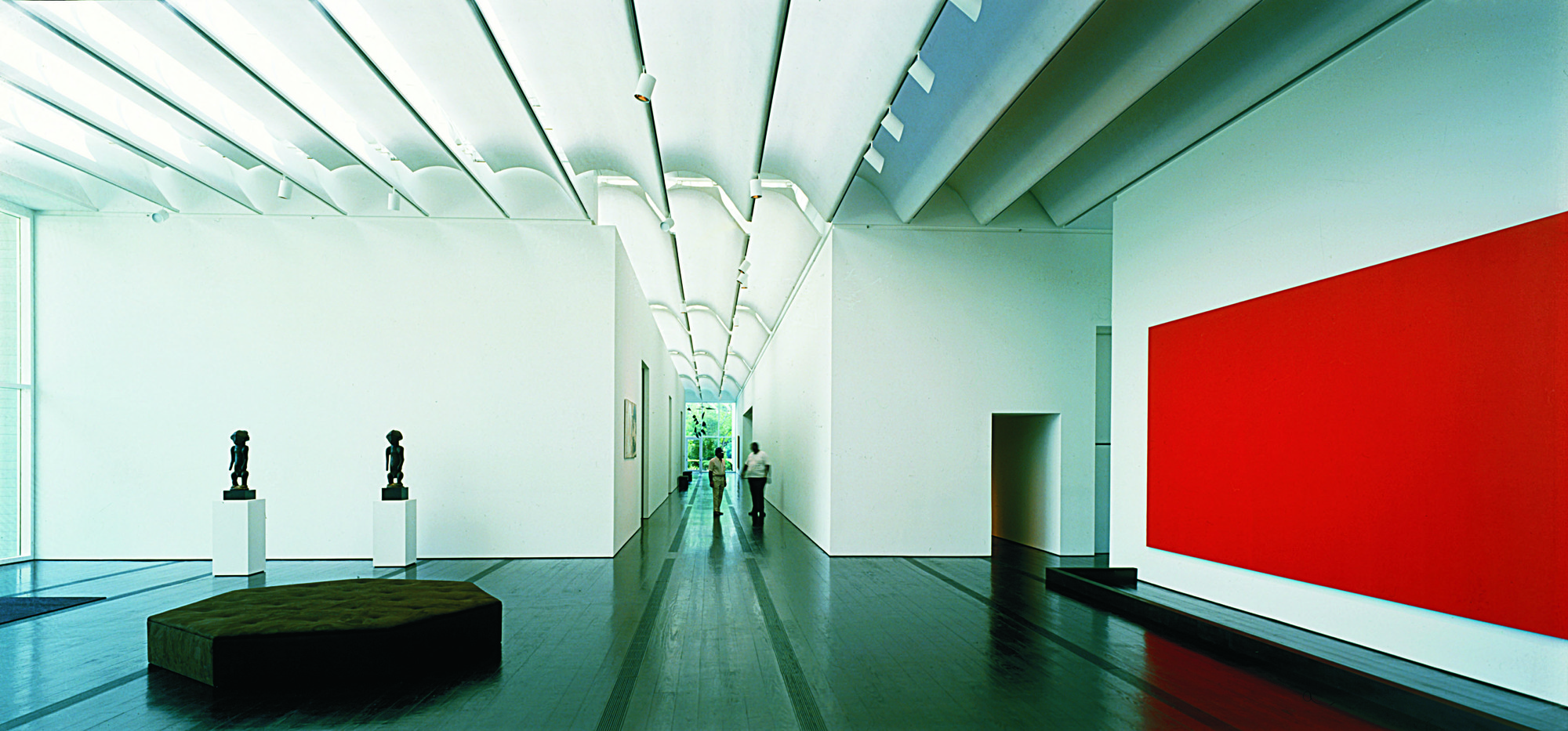 Menil Collection Selected Receive Aia