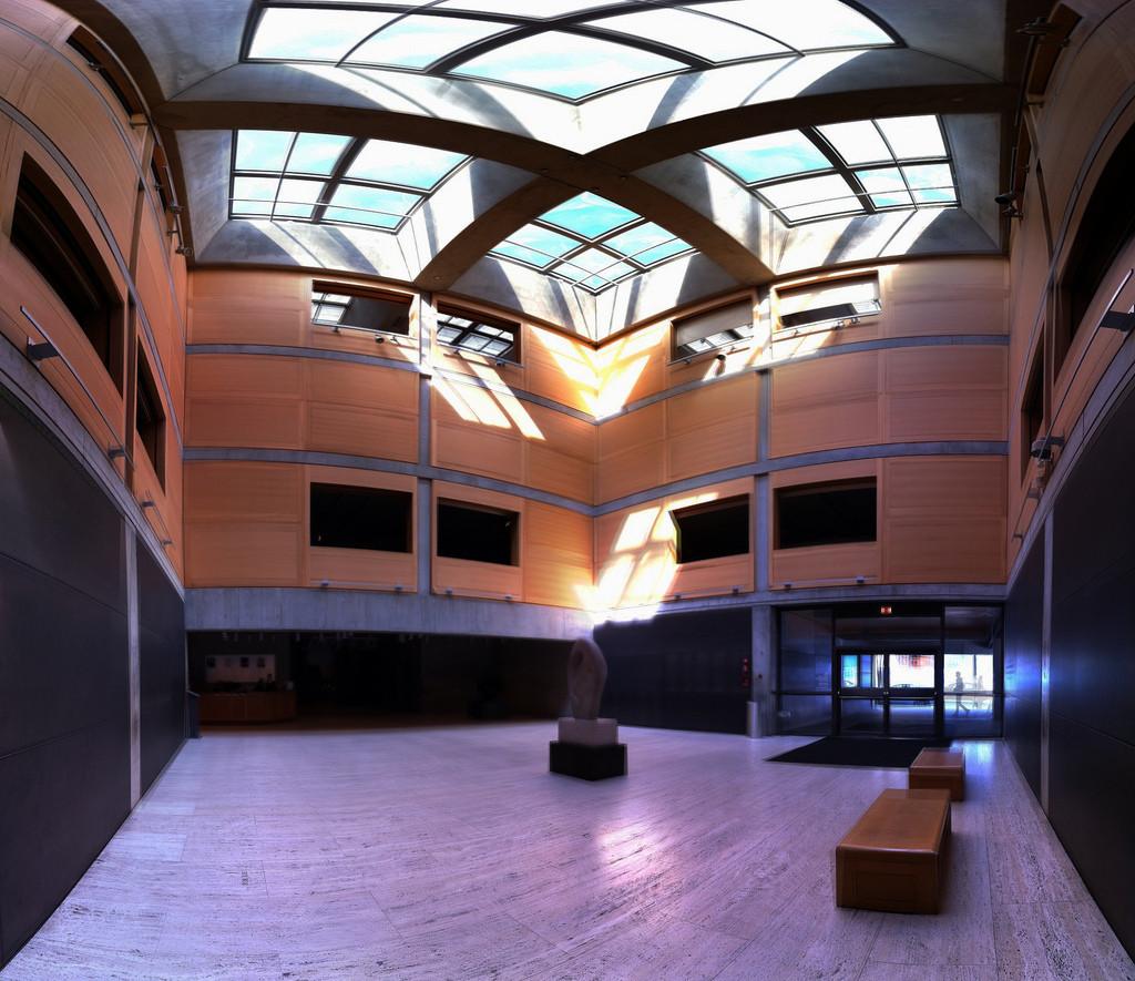 Ad Classics Yale Center