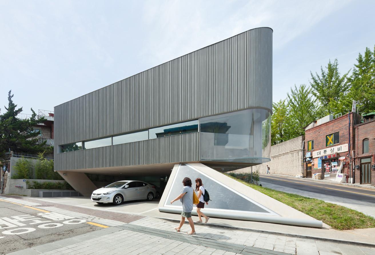 Songwon Art Center Mass Studies - 14