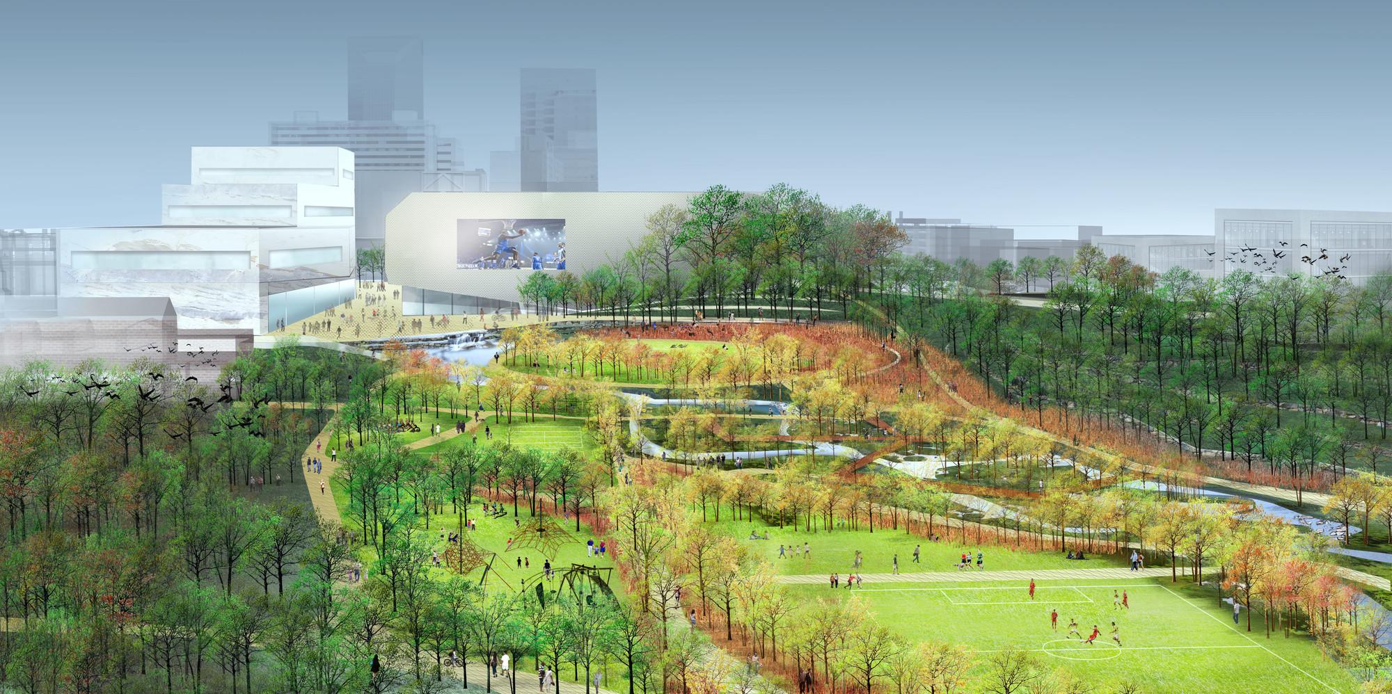scape landscape architecture wins