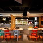 Coca Grill Integrated Field Archdaily