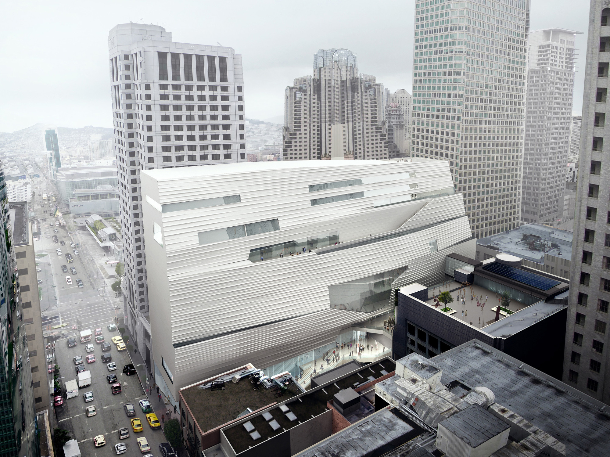 San Francisco MoMA Expansion