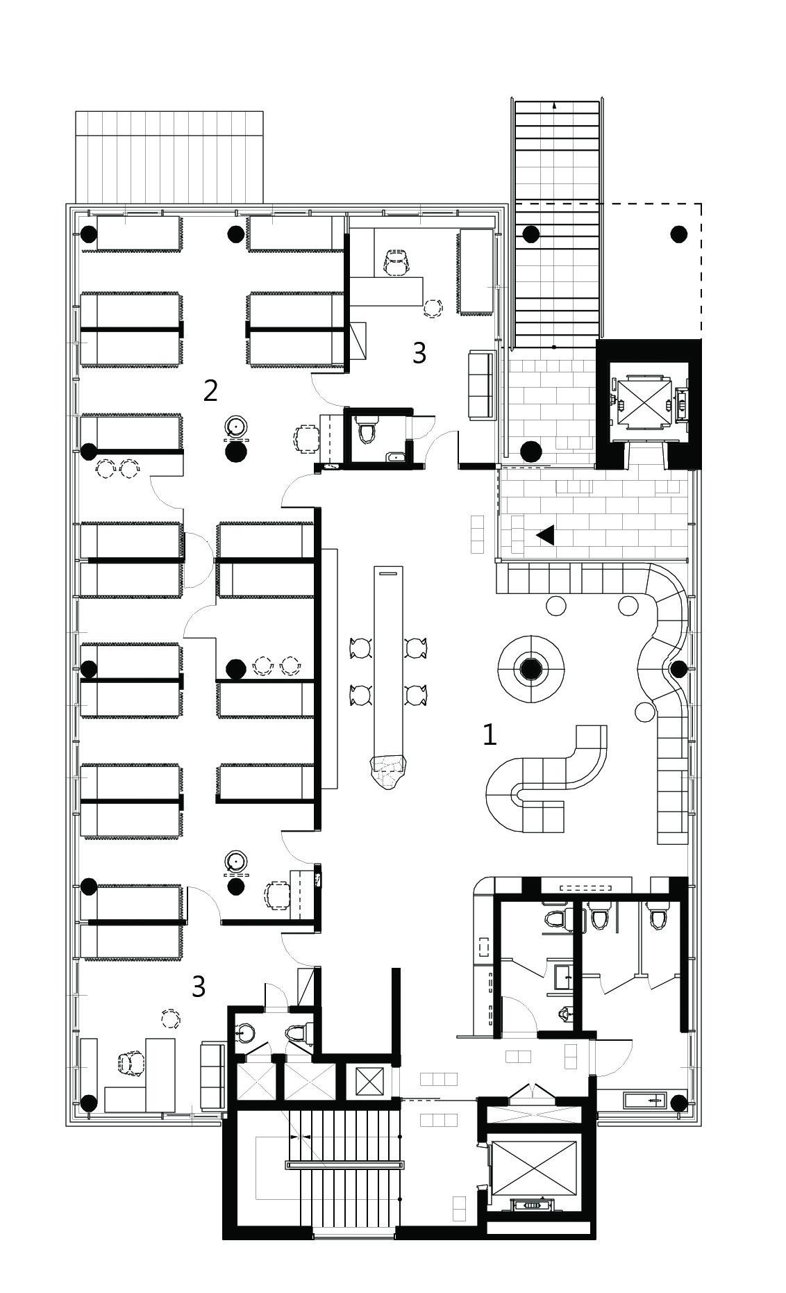 Medical Clinic Floor Plans