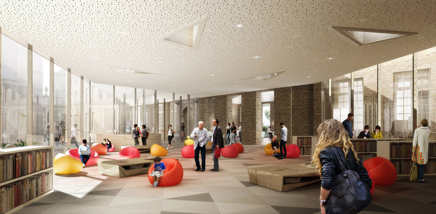 Gallery Of Cambrai Cultural Laboratory Competition Entry