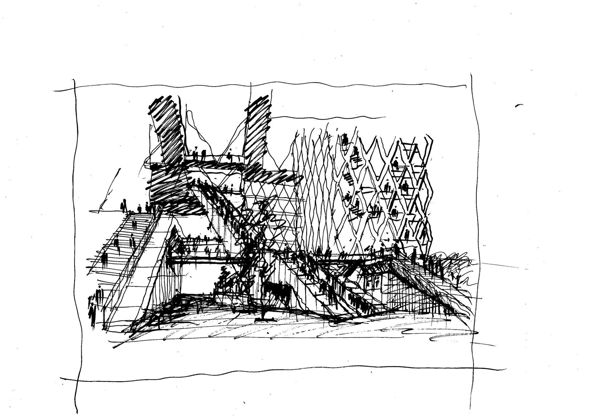 hight resolution of hong kong institute of design sketch
