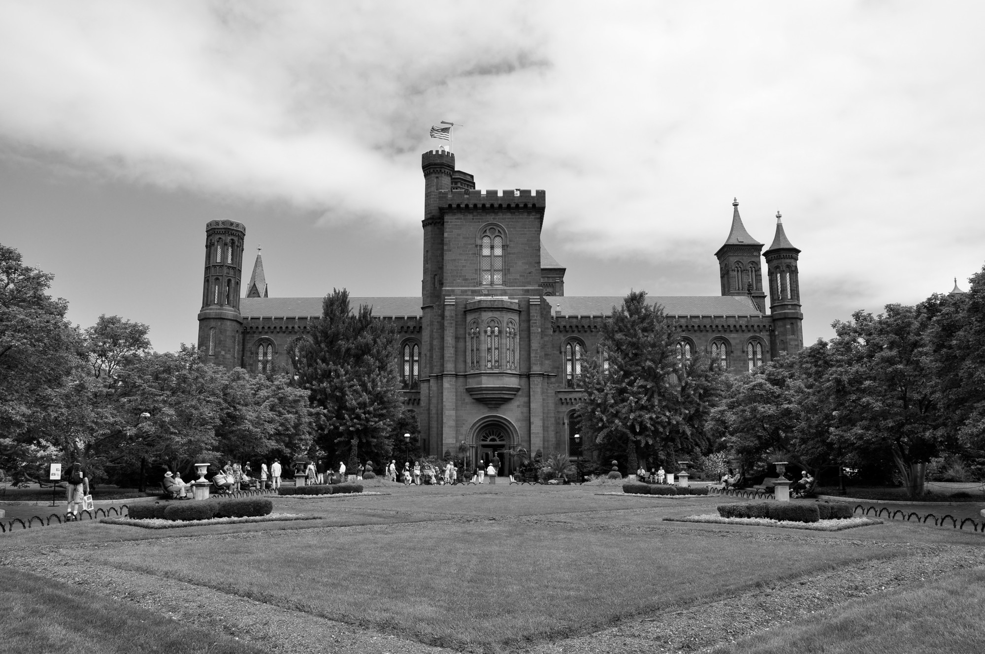 Smithsonian Hires Big Rethink Historic . Campus Archdaily