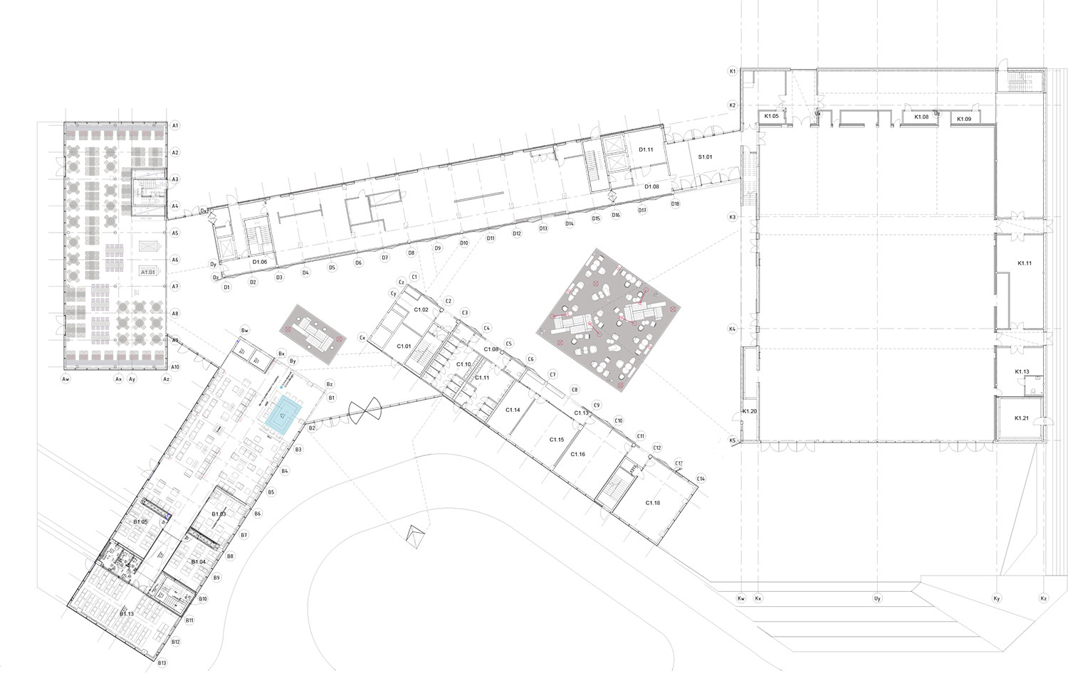 small resolution of clarion hotel congress trondheim plan