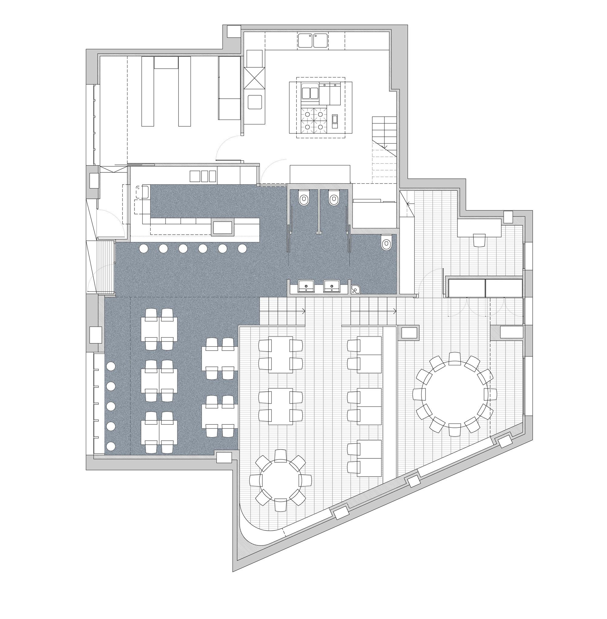 Restaurant Gallastegi  Pauzarq  Plataforma Arquitectura
