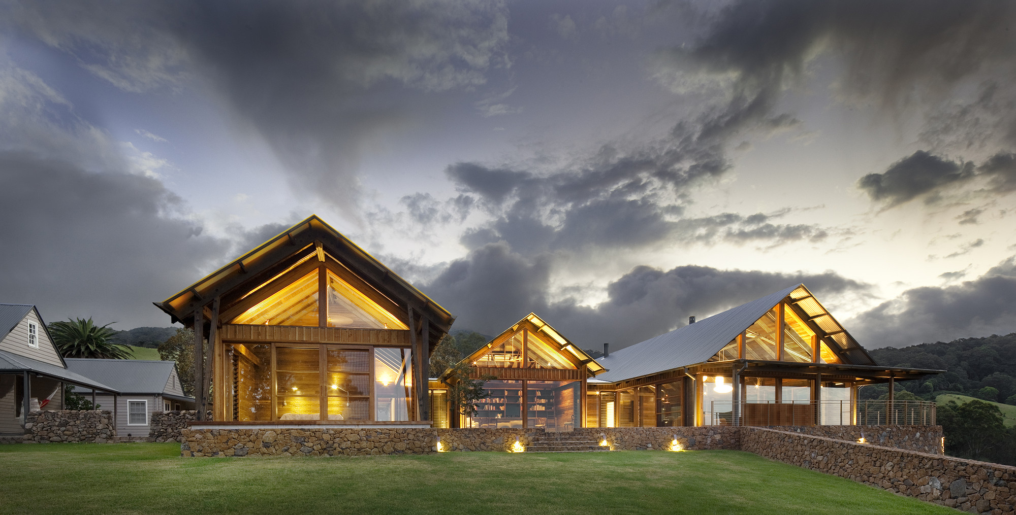Jamberoo Farm House Casey Brown Architecture - 6