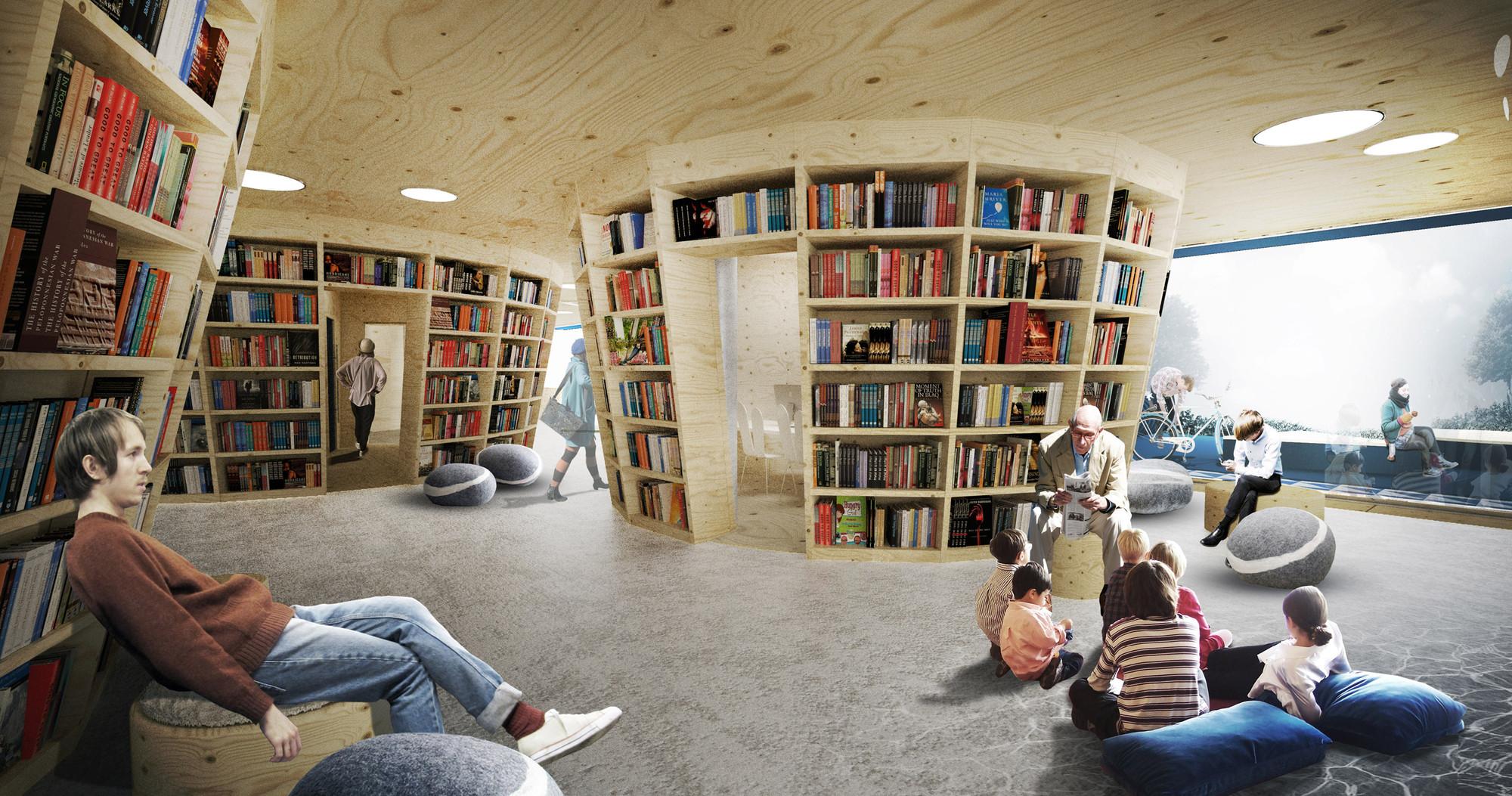 Public Library Architecture