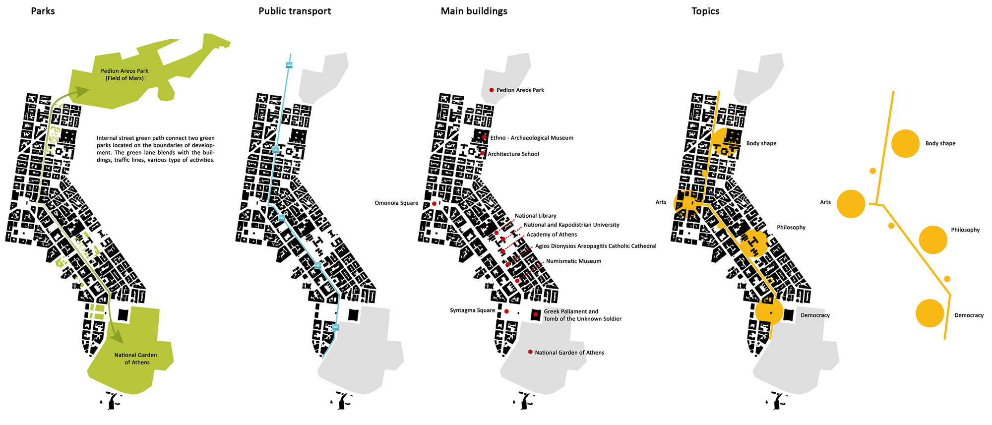 architecture site analysis diagram three way switch circuit gallery of re think athens competition entry abm