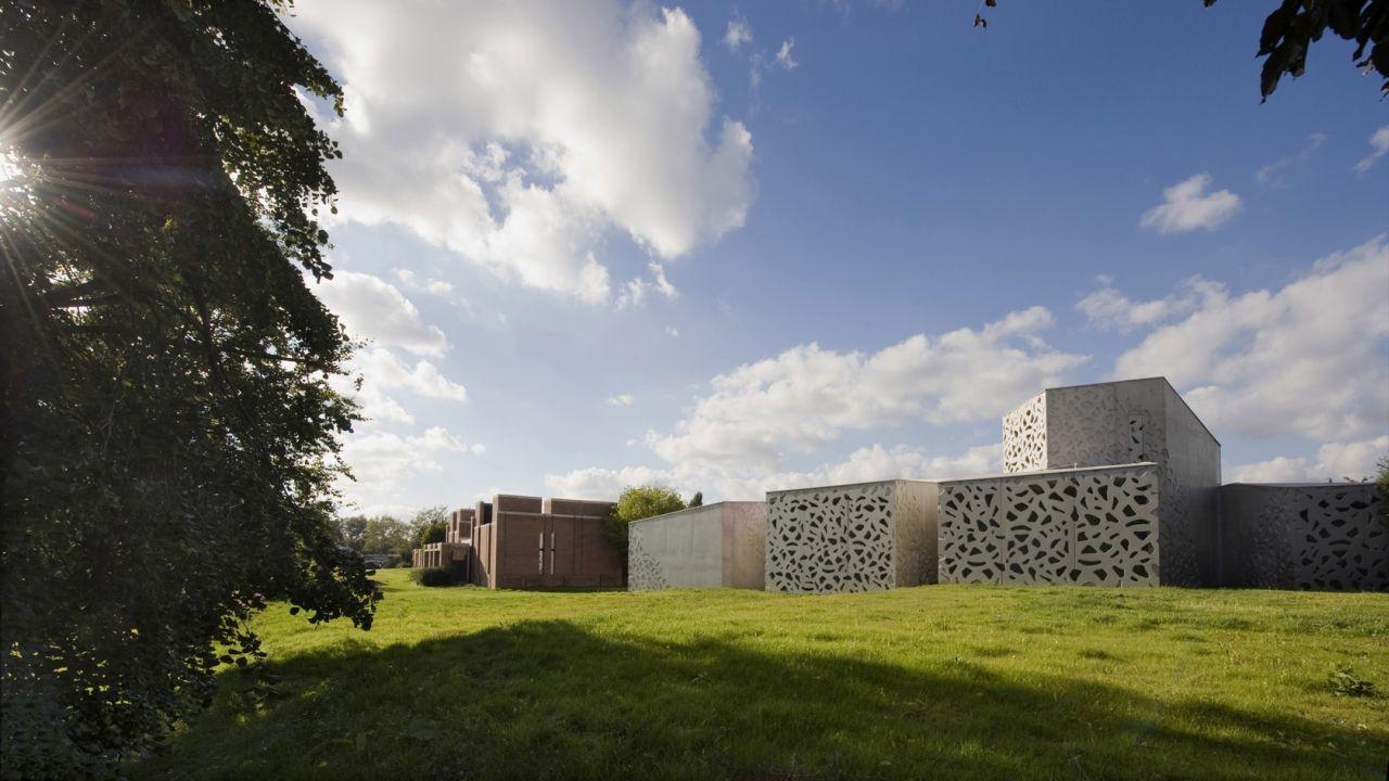 Gallery of Lille Modern Art Museum  Manuelle Gautrand