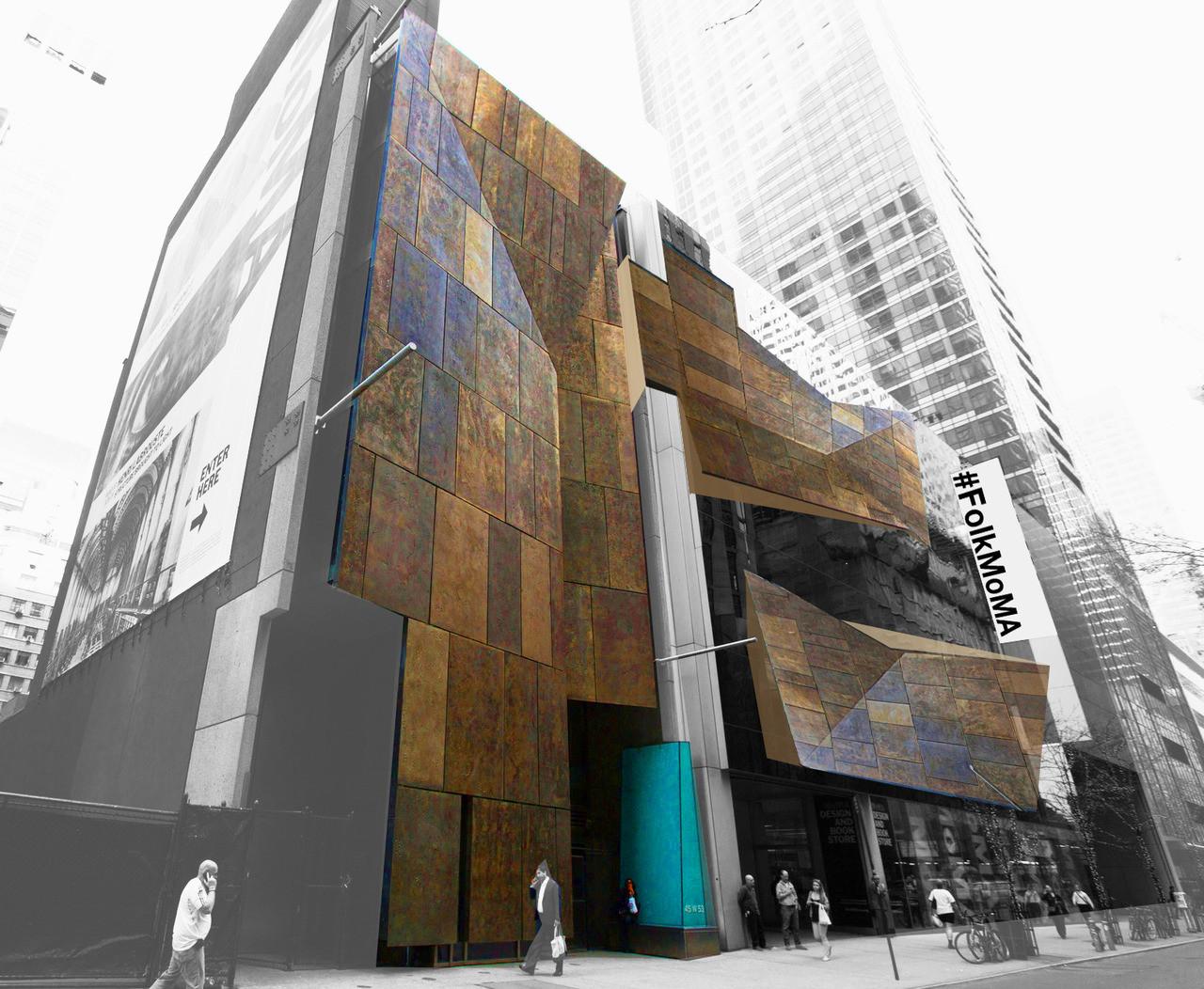 Designers React Folk Art Museum' Imminent Demolition Archdaily