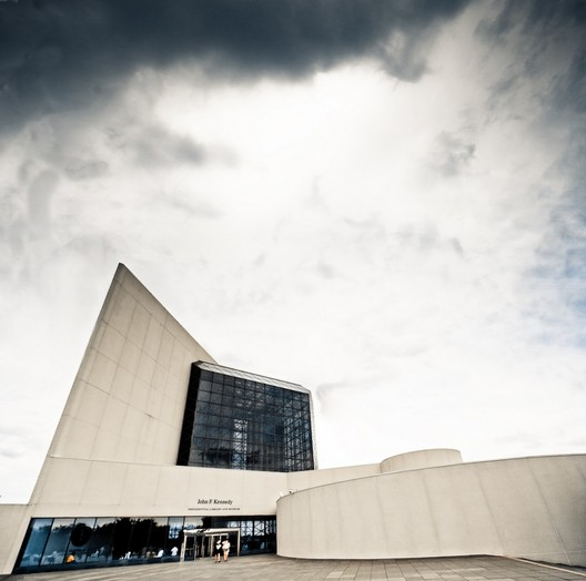 JFK Presidential Library. Image © Daniel Cooper