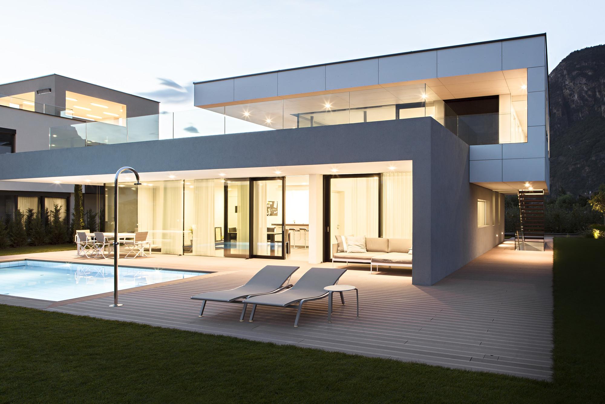 M2 House Monovolume Architecture Design ArchDaily
