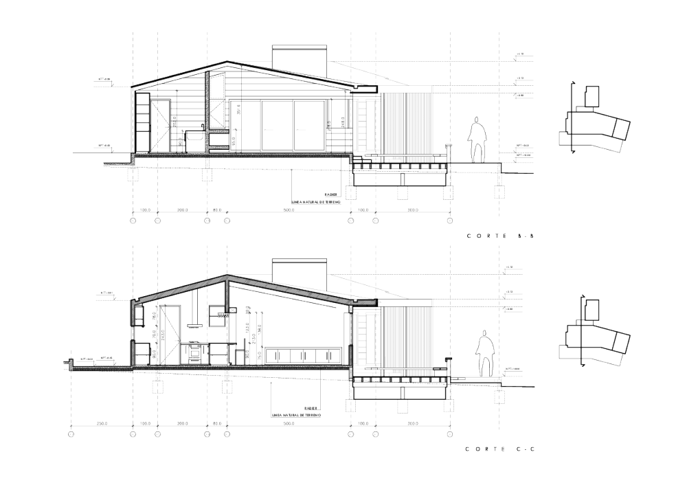 Gallery of Plinth House  LAND Arquitectos  19