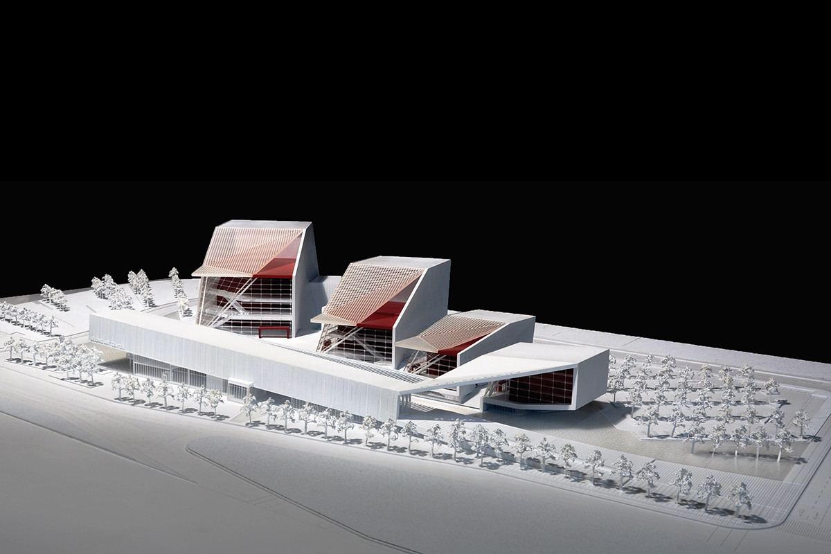 Sejong Art Center Competition Entry
