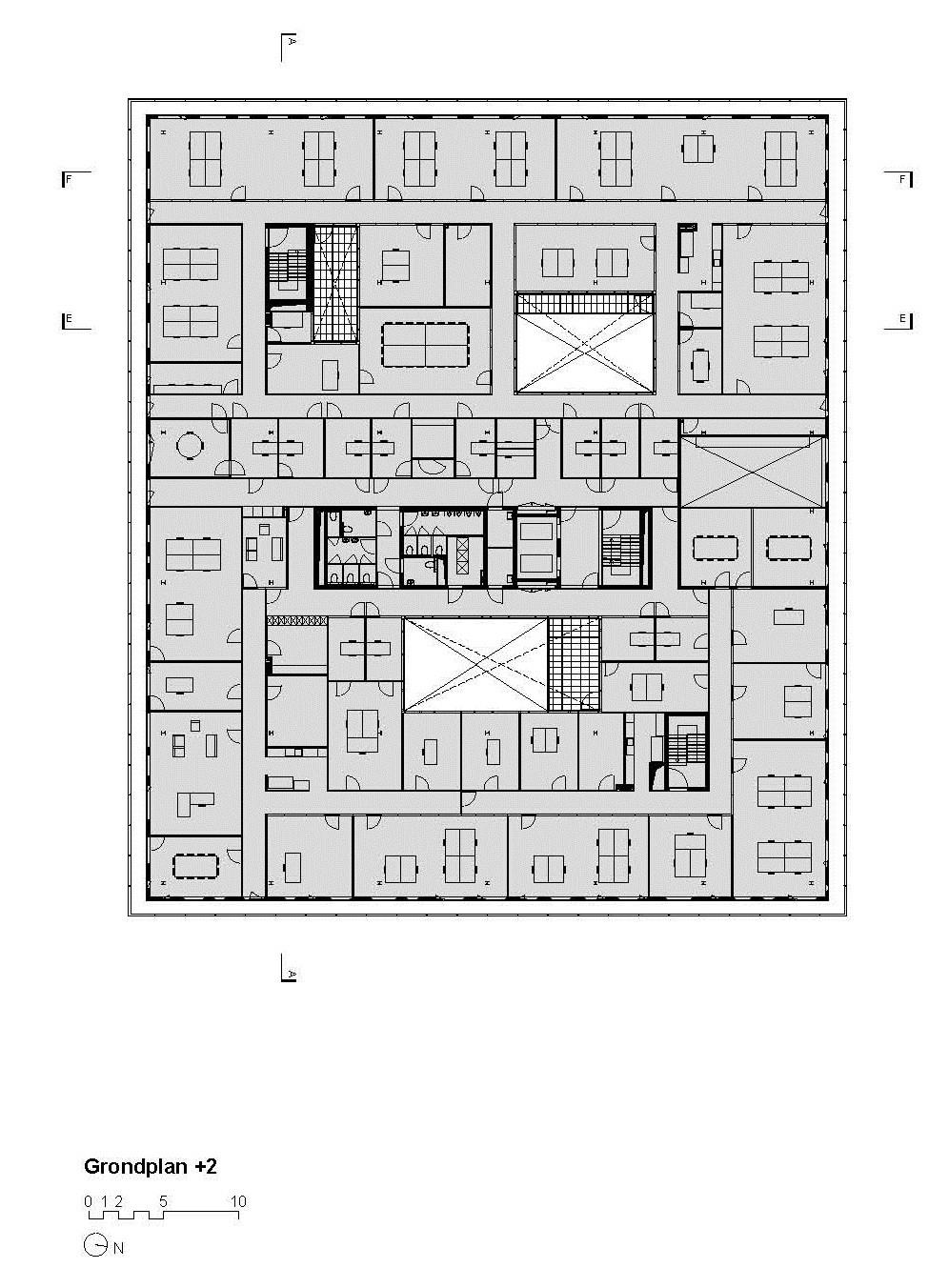 schematic generator wiring schematic politiecommissariaat brugge second floor plan [ 996 x 1352 Pixel ]