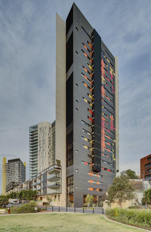 Silk Apartments Tony Caro Architecture ArchDaily
