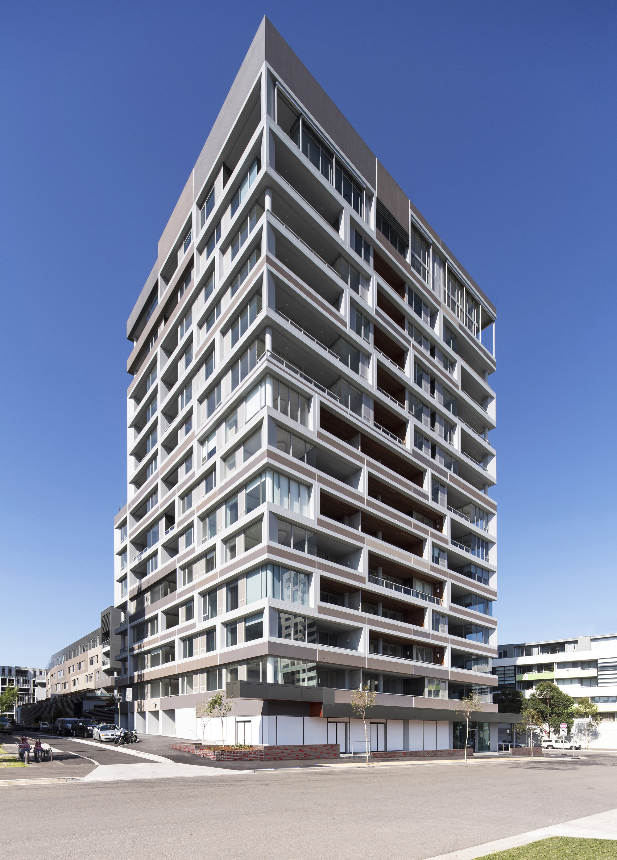 Apex / Turner | ArchDaily