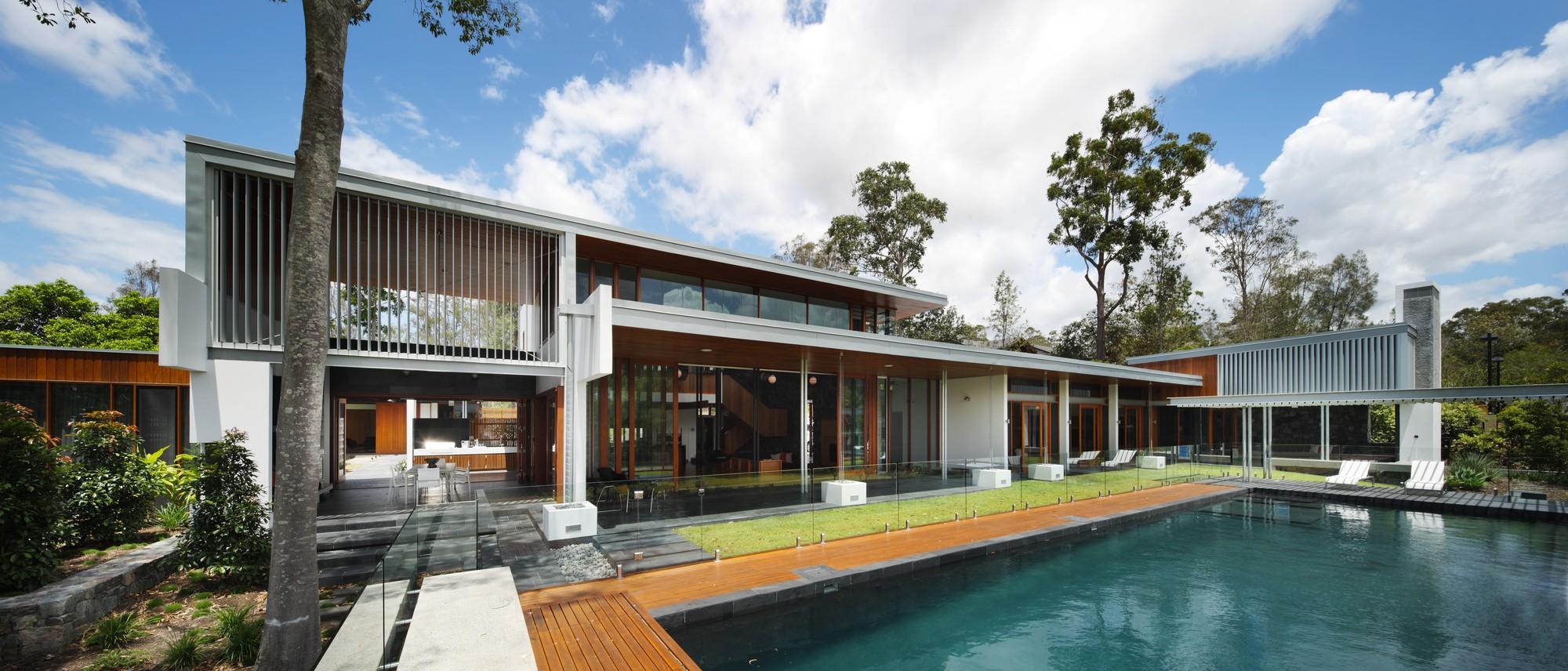 1970s Contemporary Home Interior Designs