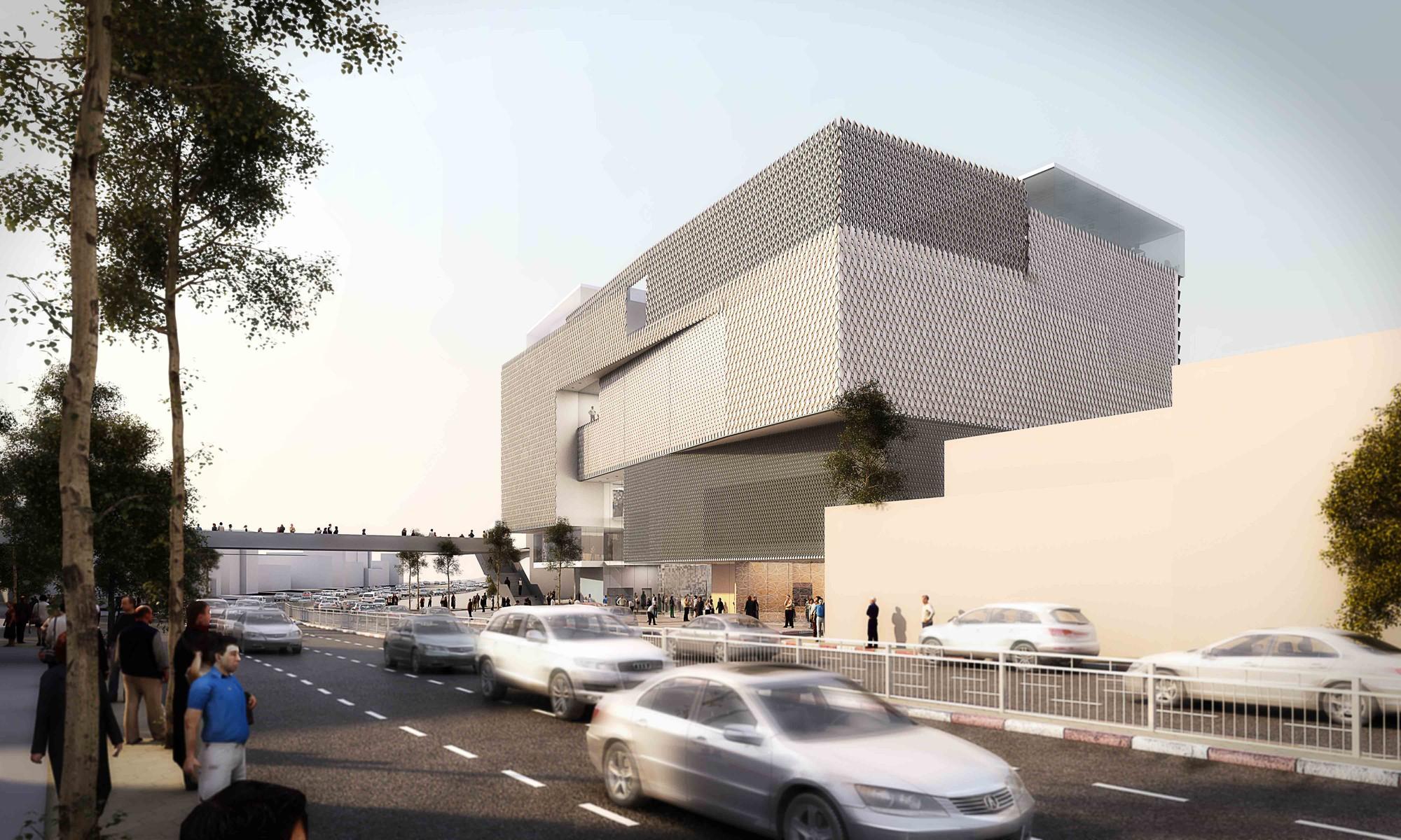 Ko Contemporary Art Museum Winning Proposal Grimshaw - 2