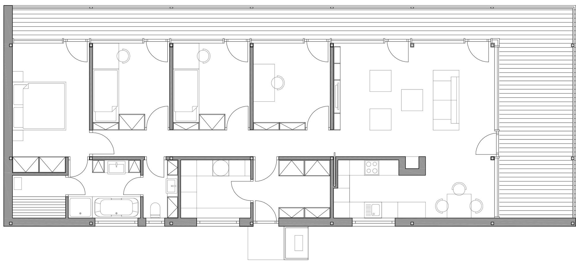 Family House Mseno Stempel Amp Tesar Architekti ArchDaily