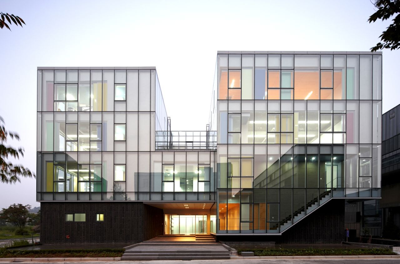 Paju Book City Stan Allen Architect Archdaily