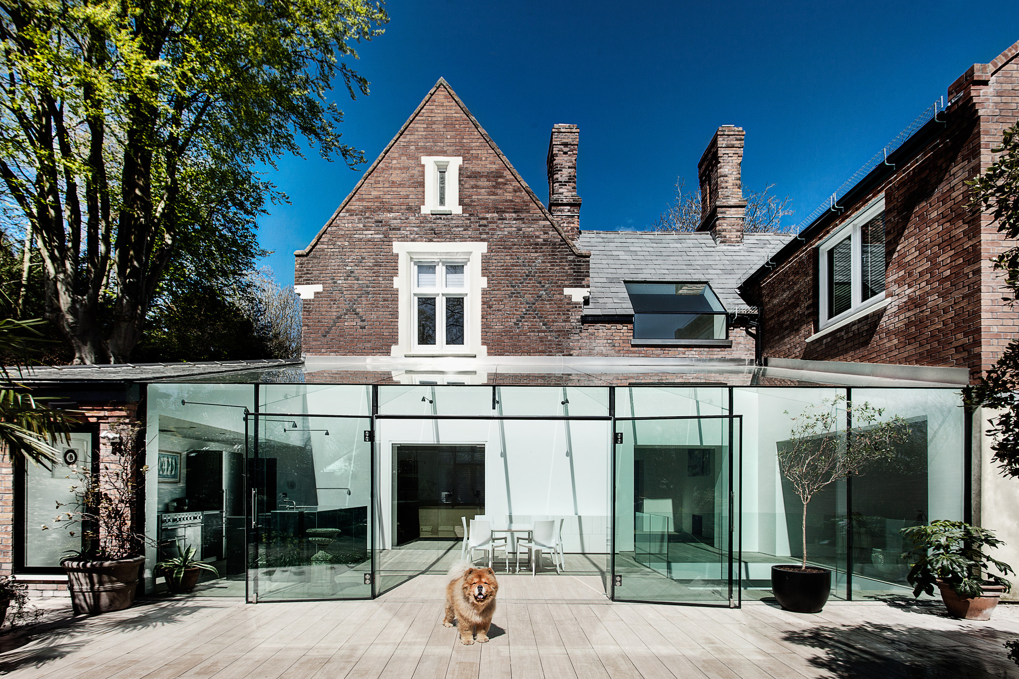 Glass House Ar Design Studio Archdaily