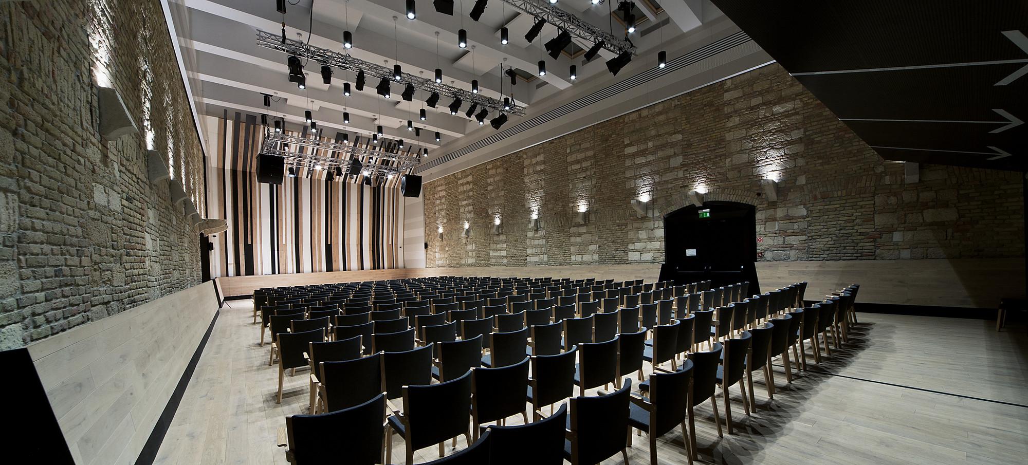 Budapest Music Center Art1st Design Studio - 3