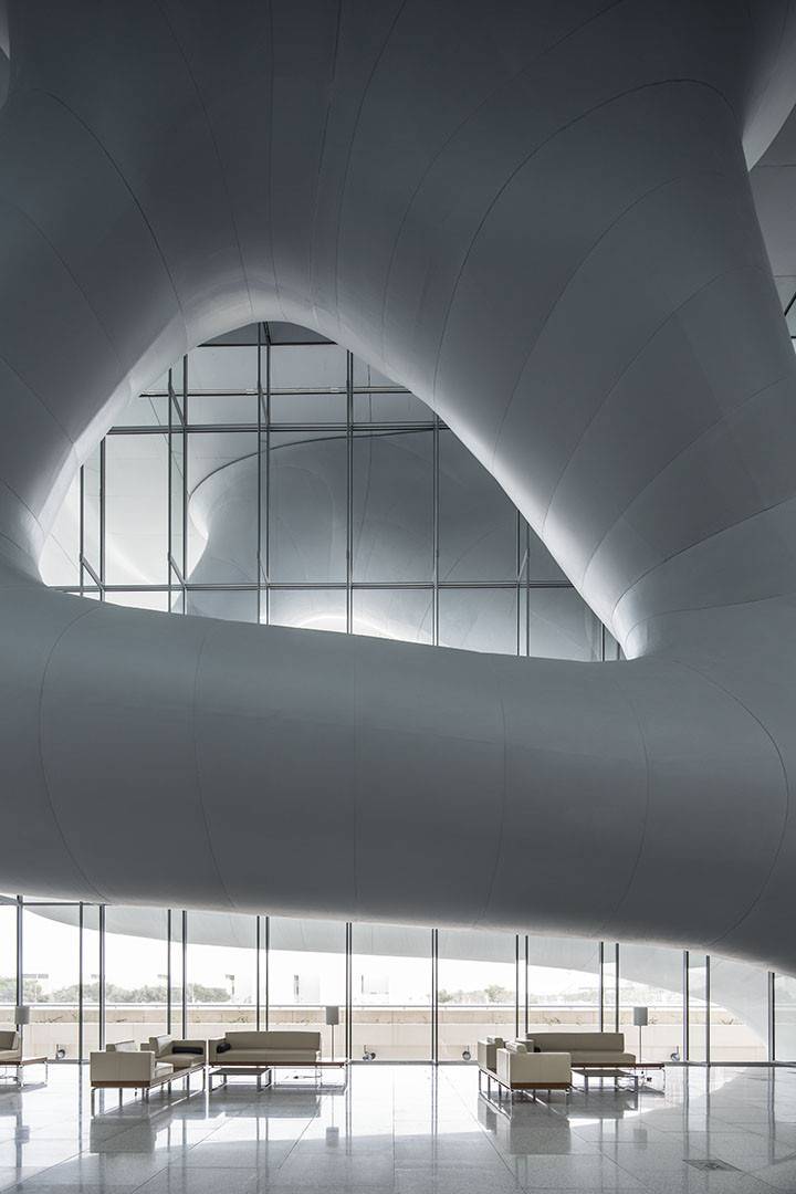 Gallery of Qatar National Convention Centre  Arata