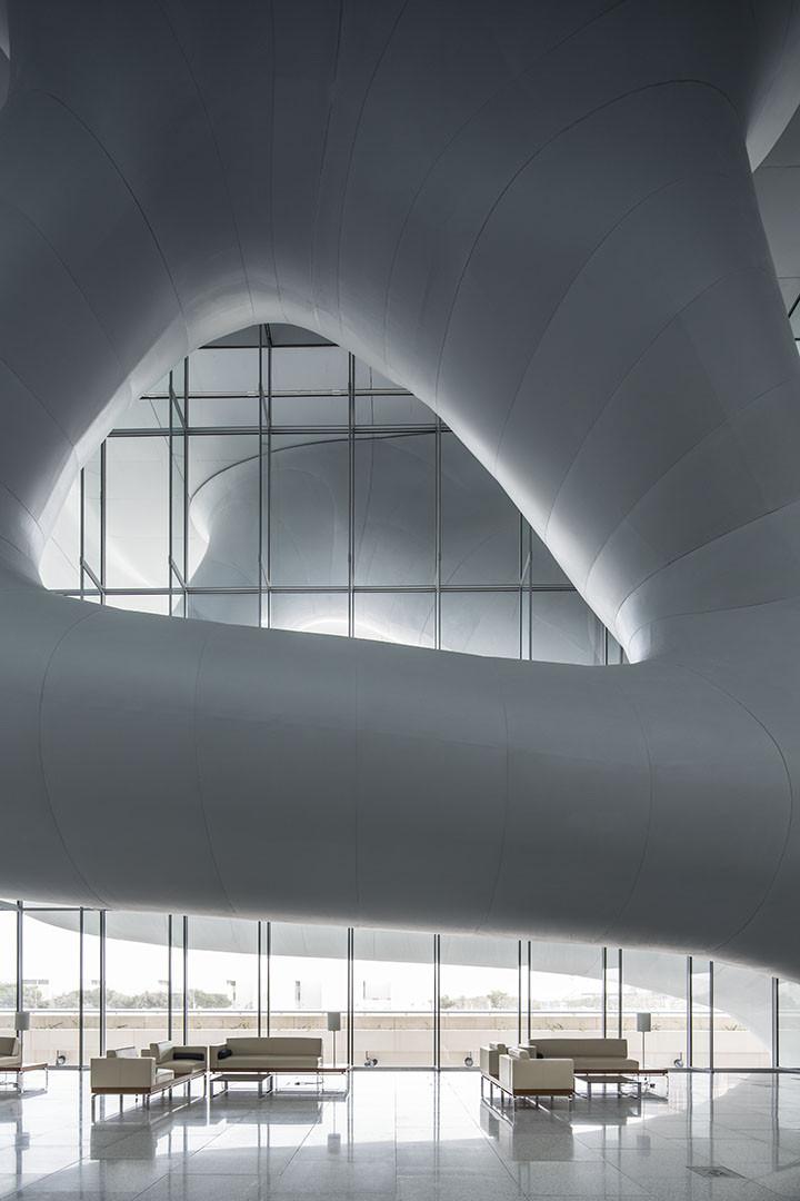 Gallery Of Qatar National Convention Centre Arata