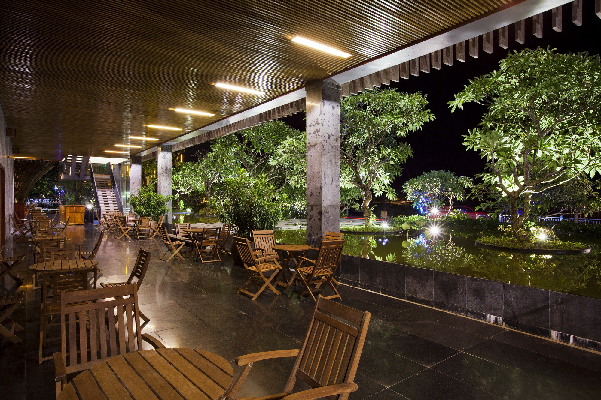Gallery of Kontum Indochine Wedding Hall  VTN Architects  6