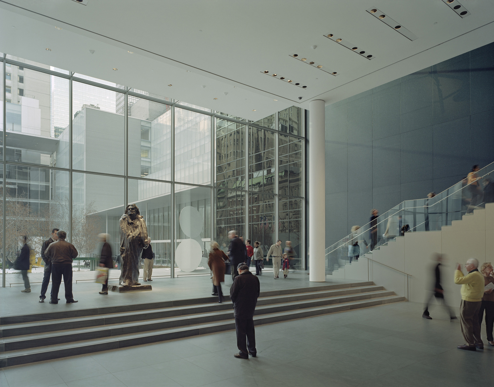 Ad Classics Museum Of Modern Art Archdaily