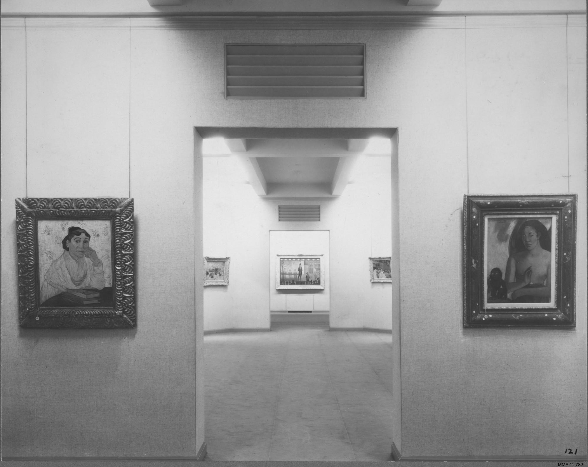 MoMA Modern Art Exhibits